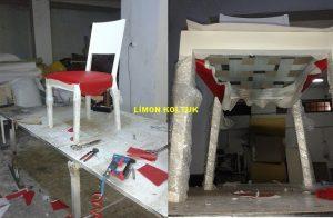 sandalye tamir fiyatları